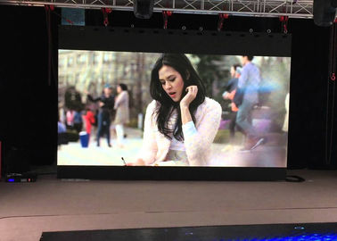Chiny Pełny kolor P6 Cinema Led Video Display Indoor Usage, Good Effect Animation Show dostawca