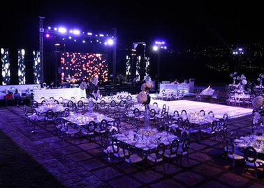 Chiny Stage Background Rental LED Displays , LED Event Screen Hire Waterproof dostawca