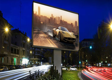 Chiny Good Waterproof Advertising Outdoor Led Video Wall Screen SMD3535 P8 P6 P10 dostawca