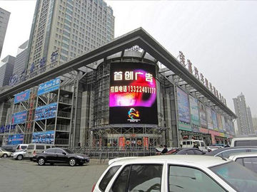 Chiny Full Color P5 Big LED Display Board For Shopping Mall Outdoor Advertising dostawca