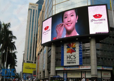 Chiny P5 / P6 Outdoor Led Video Wall Display High Referesh Rate For Advertsing dostawca