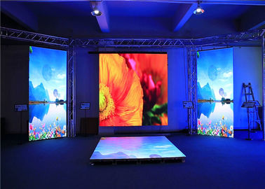 Chiny Waterproof Small Pixel Pitch Led Screen Rentals Clear Video Effect For Picture Show dostawca