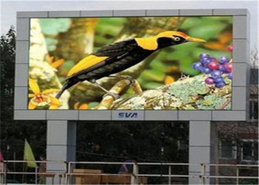 Chiny Clear SMD Led Screen P6 / Commercial Led Display Full Color For Advertising , Energy Saving dostawca