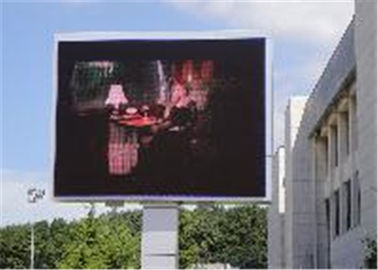 Chiny Weatherproof Outdoor SMD Led Screen For Advertising  110-220v Rgb Led Panel Energy Saving dostawca