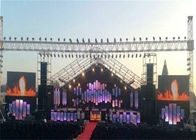 SMD P6 Outdoor Video Stage Background LED Screen Board High Definition