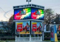 Chiny Full Color Outdoor LED Billboard For Advertising with Linsn / Novastar Control System fabryka