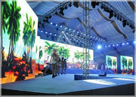 Chiny 1R1G1B High Definition P3 Hire Led Screen Video Wall Rear Or Front Access Service fabryka