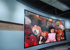 Chiny Advertisement Lightweight Front Maintenance Led Display Video Wall Iron Frame High Definition fabryka