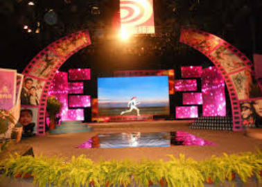 Chiny Outdoor Large Screen LED TV Billboard , Advertising Led Display Board High Reliability dystrybutor