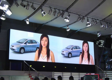 Chiny Full Color Hire Seamless LED Video Wall Screen Outdoor Fast Installation And Disassembling dystrybutor