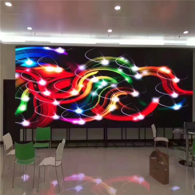 Light Weight High Brightness Indoor Rental Led Screen Supporting All Type Video , Good Image